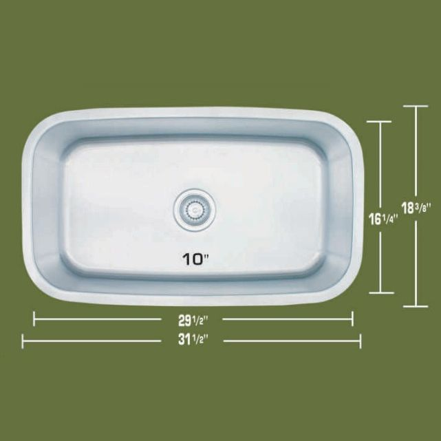 Eclipse Sinks : Sinks & Faucets Crafted Countertops Wisconsin Granite Countertops ...