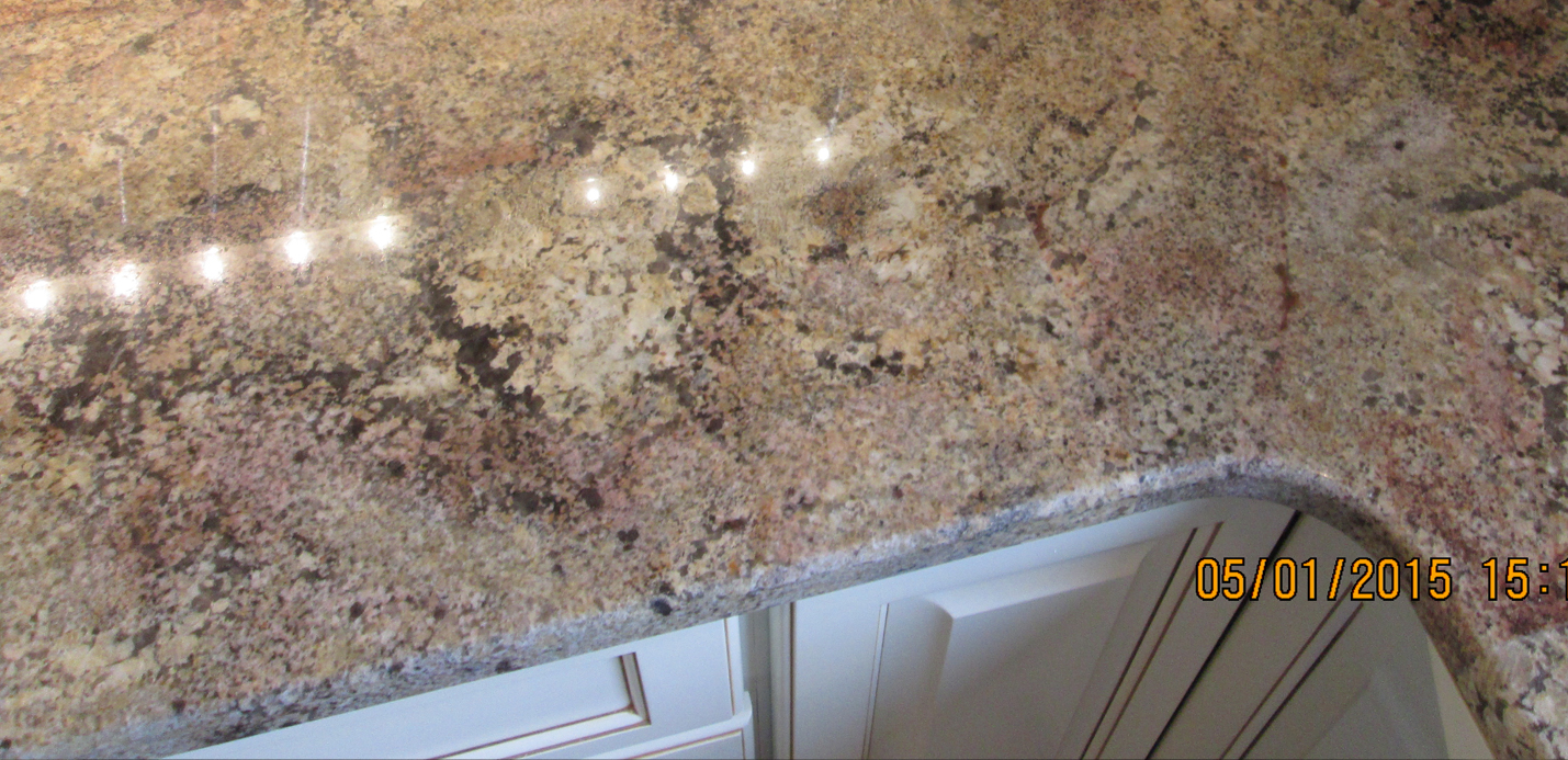 Granite Kitchen Countertop Amp Island W 3 8 Top Radius
