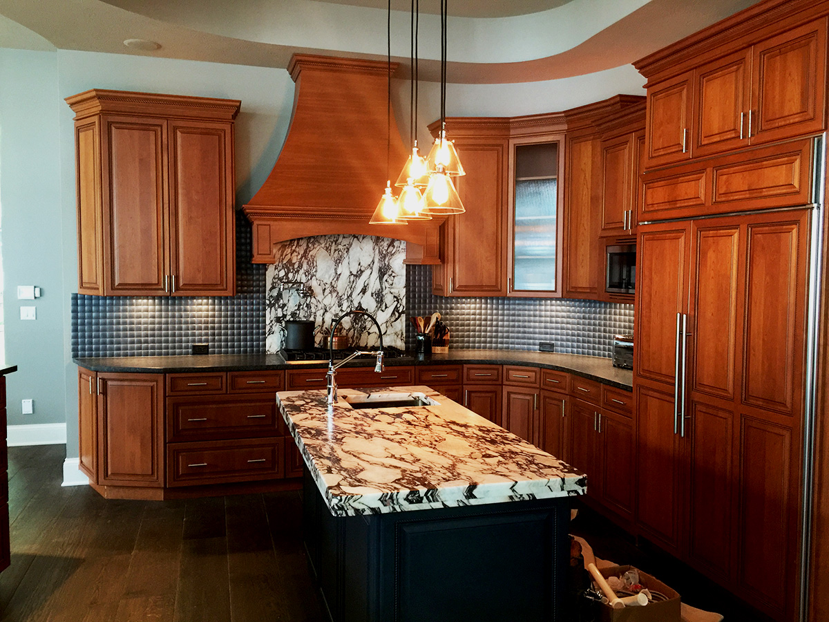 crafted countertops wisconsin granite countertops – custom kitchen